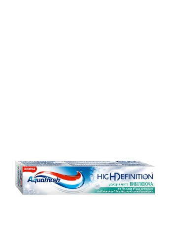 Зубная паса High Definition White, 75 мл Aquafresh