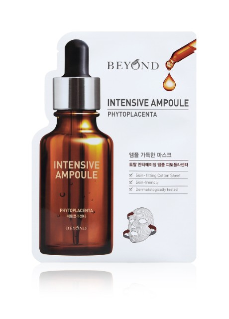 Маска Фитоплацента Beyond INTENSIVE AMPLE MASK, 22 мл Beyond - Фото